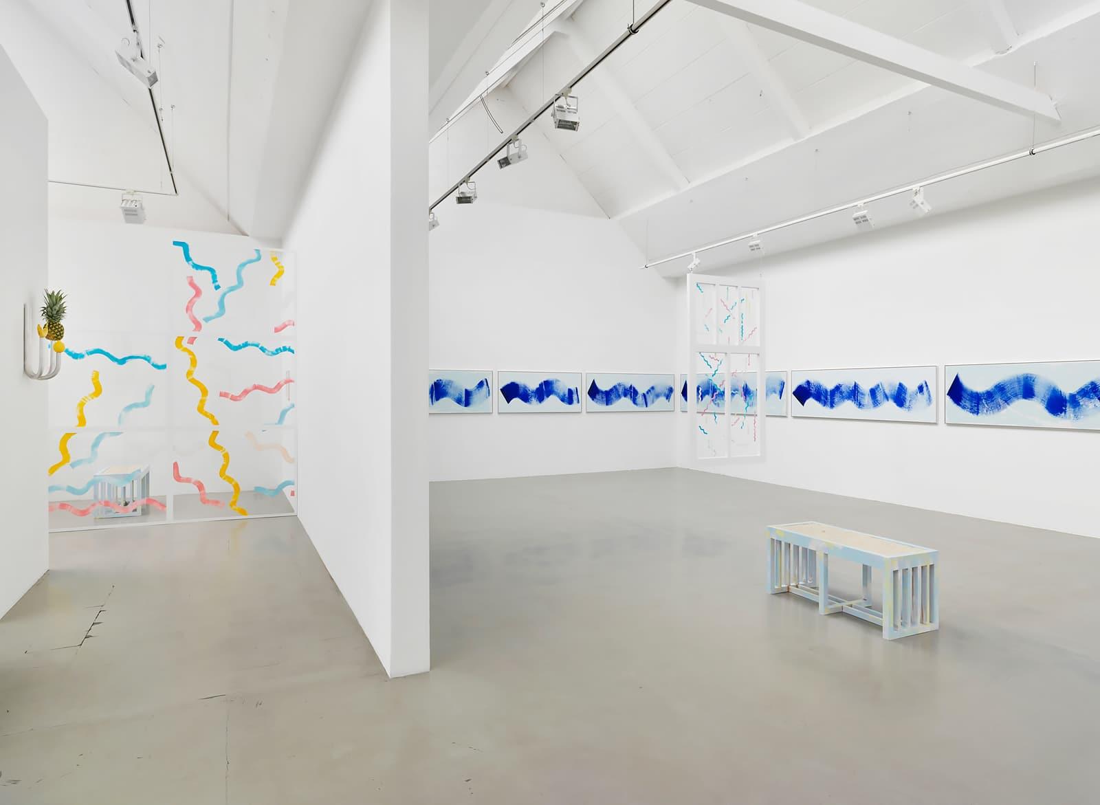 Marina at Galerie Barbara Thumm